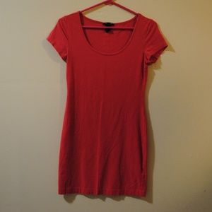 H&M Hot Pink Bodycon Dress - Size S